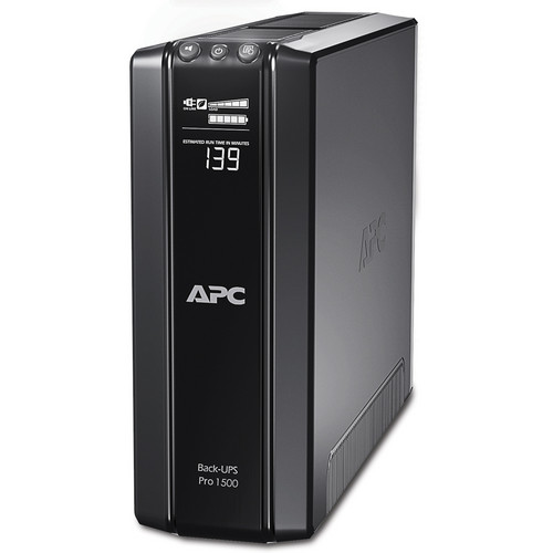 APC Power-Saving Back-UPS Pro 1500 International Version (230V)