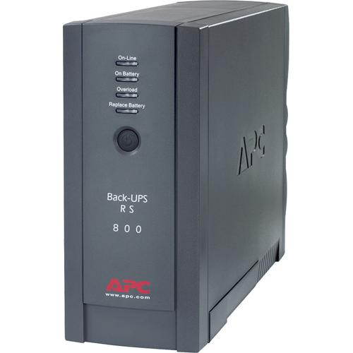APC Back-UPS RS 800VA Black (120V)