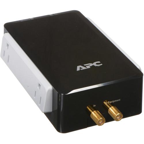 APC P4V SurgeArrest 4-Outlet Surge Protector