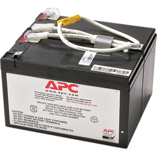 APC Replacement Battery Cartridge #5 - RBC5 Replacement Battery