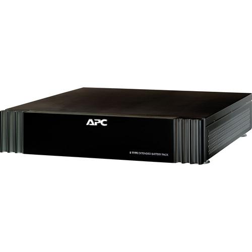 APC SBATT AV S Type Extended Battery Pack 48VDC (Black)