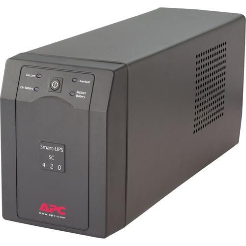 APC Smart-UPS SC 420VA (120V)