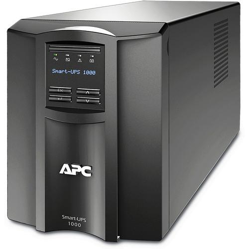 APC Smart-UPS 1000VA with LCD (120V)