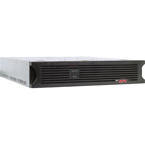 APC Smart-UPS RM 2U XL 24V Battery Pack - 2U Rackmount (Black)