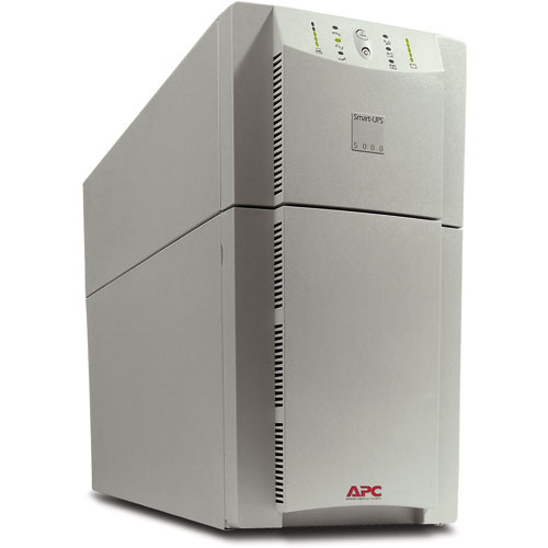 APC SU5000UXINET Smart-UPS Uninterruptible Power Supply (No Battery)