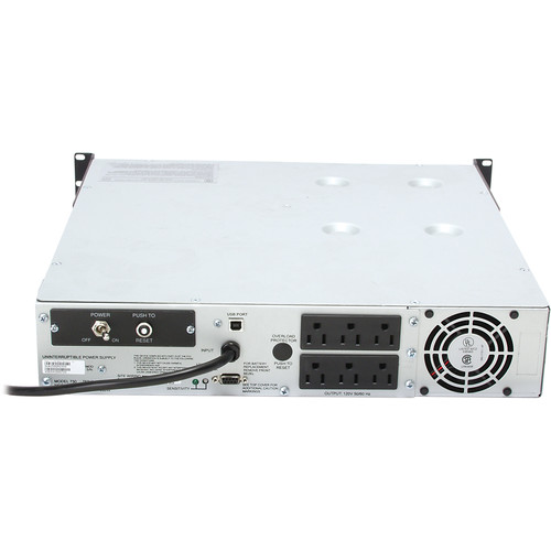 APC SUA1500R2X93 Smart-UPS Uninterruptible Power Supply