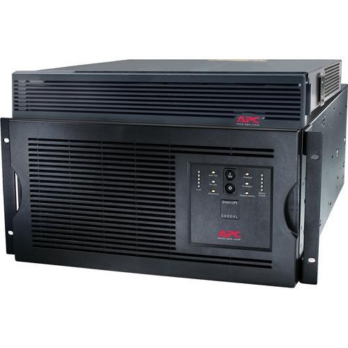 APC Smart-UPS 5000VA 208V RM with Transformer, 208V Input and 120/208V Output