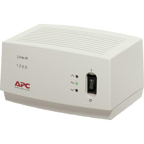 APC Line-R 1200 VA Automatic Voltage Regulator