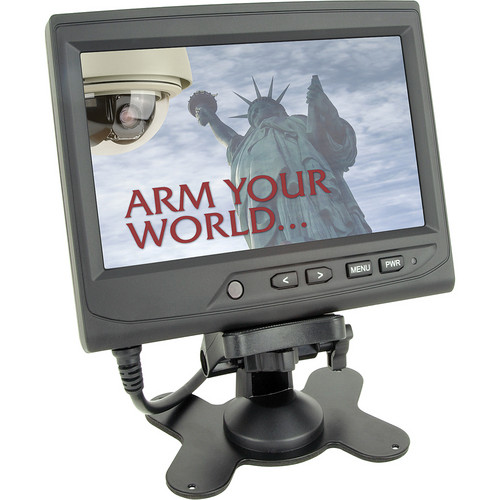 "ARM Electronics 7LCDF  7"" LCD Monitor"