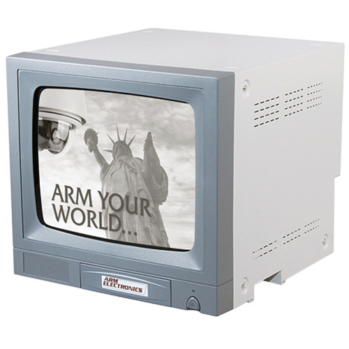 "ARM Electronics B12M3 Super High Resolution B&W Monitor (12"")"