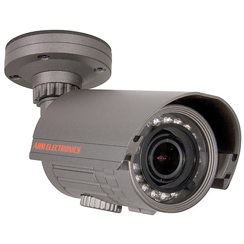 ARM Electronics Wide Dynamic D/N Bullet Camera (80' IR Range)