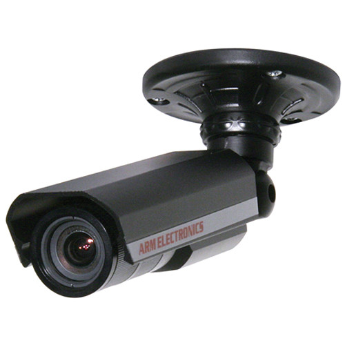 ARM Electronics C600BCDN High-resolution Day/Night Bullet Camera (Black)