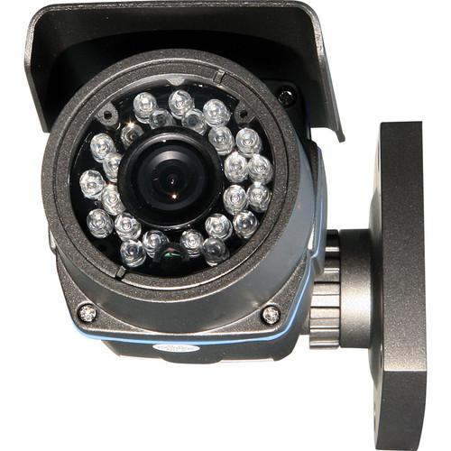 ARM Electronics BCIR Outdoor IR Bullet Camera (3.6mm, 60' IR)