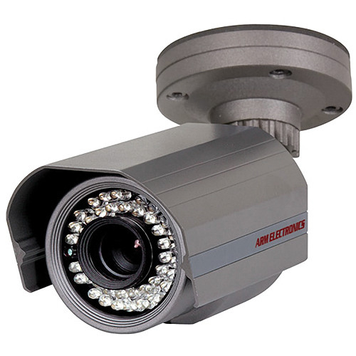 ARM Electronics Enhance IT3 Wide Dynamic Bullet Camera (150' IR Range, 5-50mm)