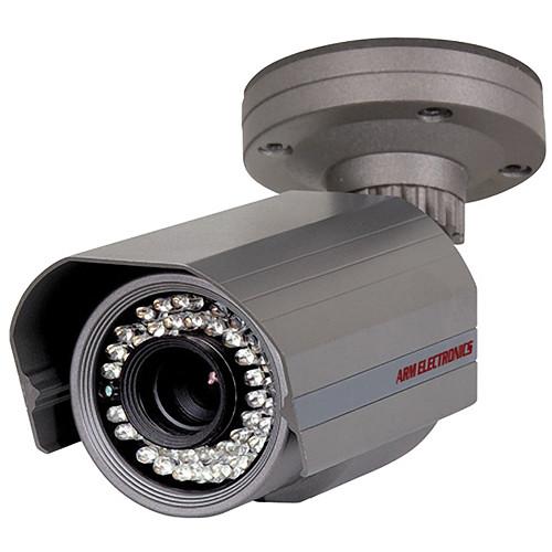 ARM Electronics Enhance IT3 Wide Dynamic Bullet Camera (150' IR Range, 5-50mm)