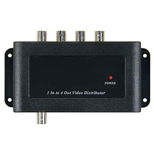ARM Electronics DA14 1 In / 4 Out Video Distributor