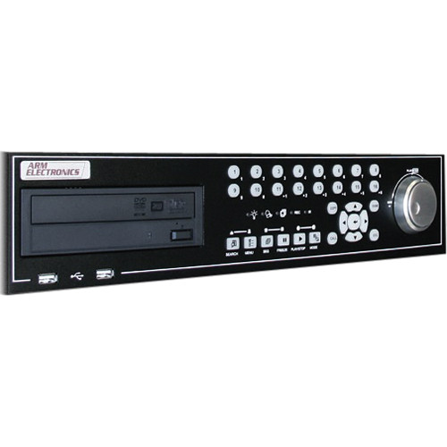 ARM Electronics 16-CH 2TB H.264 Hybrid DVR
