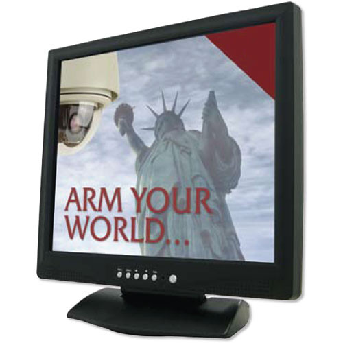 "ARM Electronics LCD1720HG 17"" LCD Monitor"