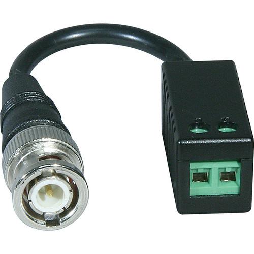 """ARM Electronics VC4 Mini Screw Terminal Balun with 4"""" BNC Cord"""