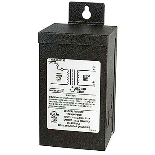 ARM Electronics 24VAC Outdoor UL Listed Power Supply (100VA)