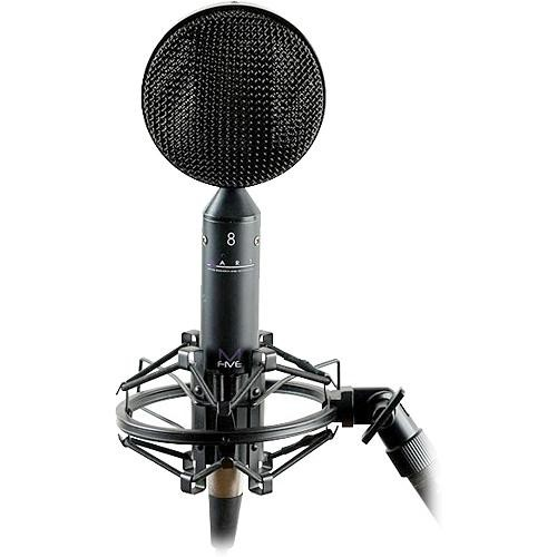 ART M-Five Ribbon Microphone with Figure-8 Polar Pattern
