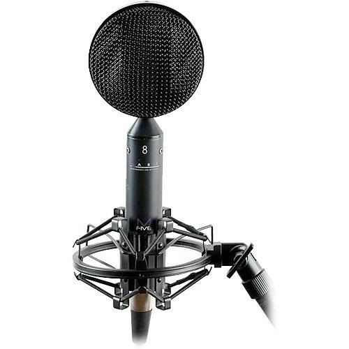 ART M-Five Ribbon Microphone with Figure-8 Polar Pattern