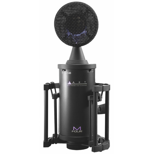 ART M-Four Multi-Pattern Tube Condenser Microphone