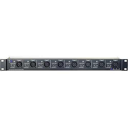 ART S8 - 8-Channel Microphone Signal Splitter