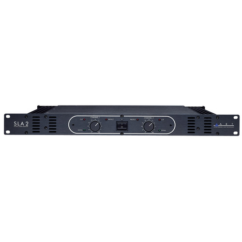 ART SLA-2-F 2-Channel Studio Linear Power Amplifier (230V)