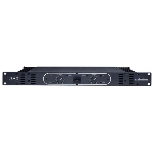 ART SLA-2-F 2-Channel Studio Linear Power Amplifier (230V)