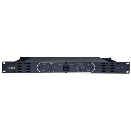 ART SLA-2 - 2-Channel Power Amplifier