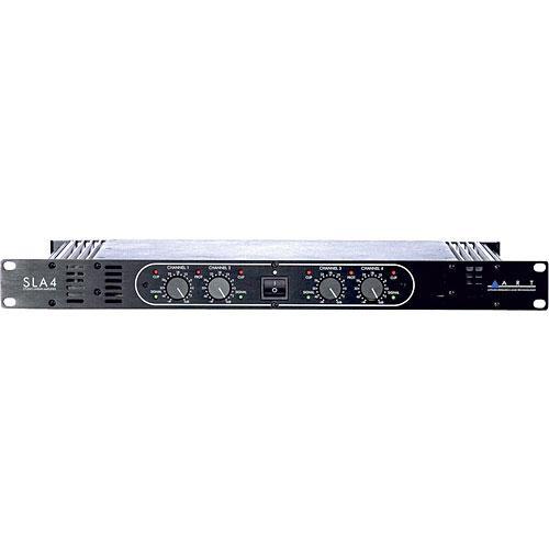 ART SLA-4 4-Channel Studio Linear Power Amplifier (100W/Channel @ 8 Ohms)