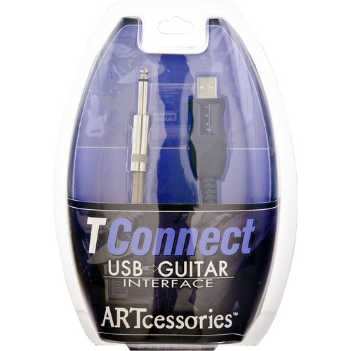 ART TConnect - USB Guitar Cable
