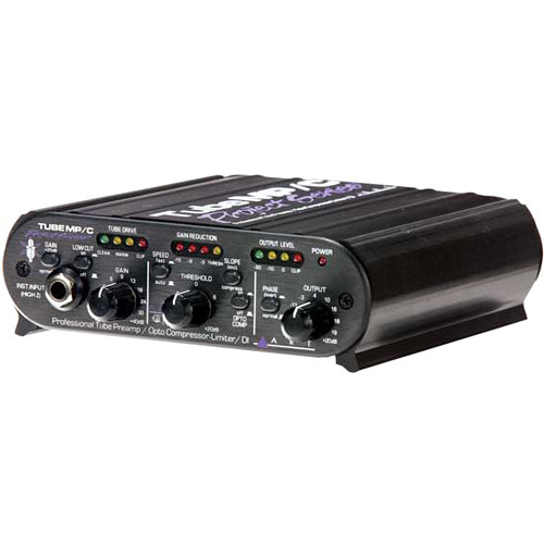 ART Tube MP/C - Tube Preamp/Opto Compressor/DI