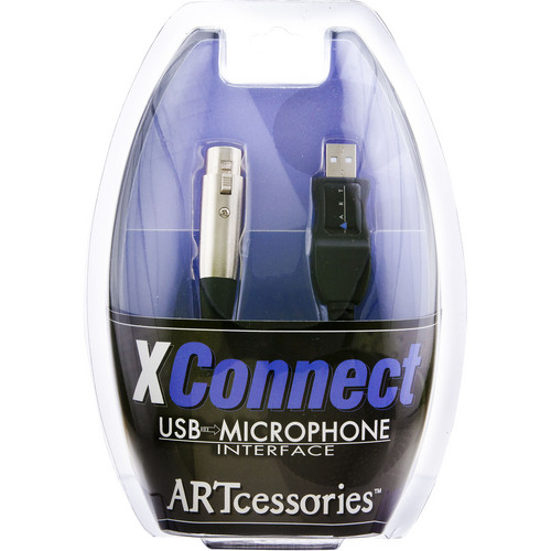 ART XConnect USB Microphone Cable