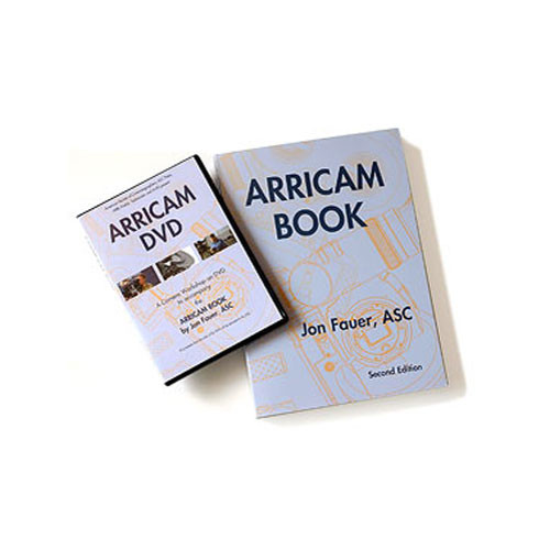 ASC Press Book/DVD: ARRICAM Book, Second Edition by Jon Fauer