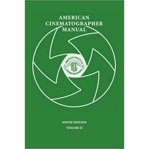 ASC Press Book: American Cinematographer Manual 9th Ed, 2 Vols. by Stephen, H. Burum
