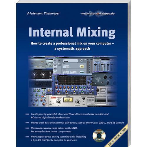 ASK Video Book/DVD: Internal Mixing Book