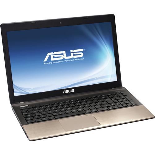 """ASUS A55A-VB51 15.6"""" Notebook Computer (Mocha)"""