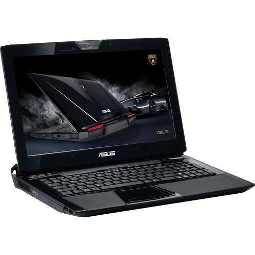 "ASUS Automobili Lamborghini VX7SX-DH72 15.6"" Notebook Computer (Black)"