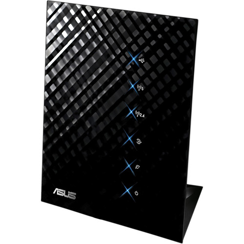 ASUS Dual Band Wireless-N Gigabit Router & Wireless-N USB Adapter Kit