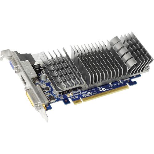 ASUS EN210 SILENT/DI/1GD3/V2(LP) nVIDIA GeForce 210 Display Card