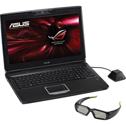 """ASUS G51Jx 3D 15.6"""" Notebook Computer"""