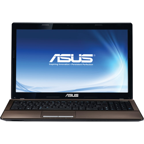 "ASUS K53SD-DS51 15.6"" Notebook Computer (Mocha)"