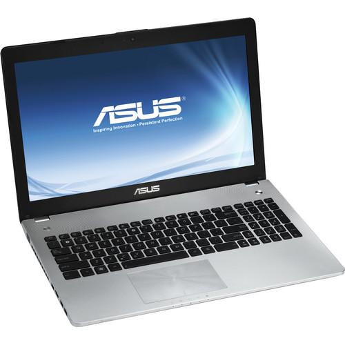 """ASUS N56VZ-DS71 15.6"""" Notebook Computer (Black)"""