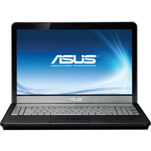 """ASUS N75SF-DH71 17.3"""" Notebook Computer (Black)"""