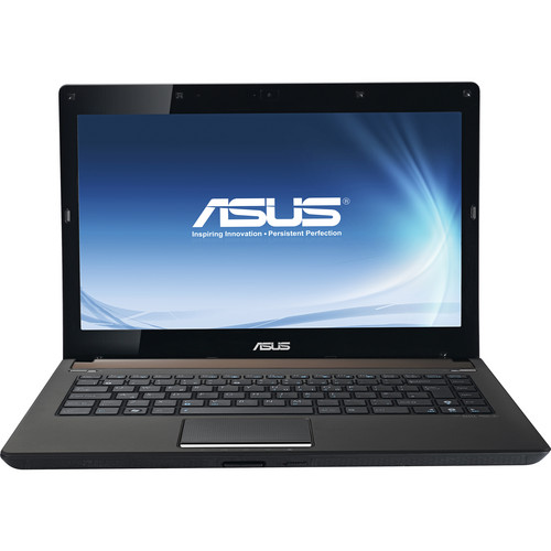 "ASUS N82Jq-A1 14"" Notebook Computer (Dark Brown)"