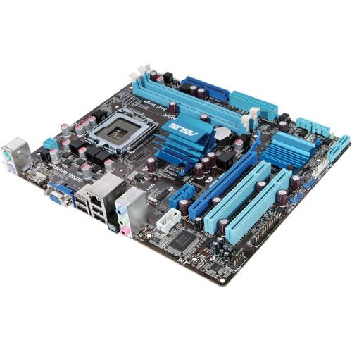 ASUS P5G41T-M/CSM Motherboard [Intel]