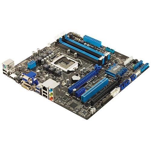 ASUS P8H77-M/CSM LGA-1155 Intel H77 Chipset Motherboard