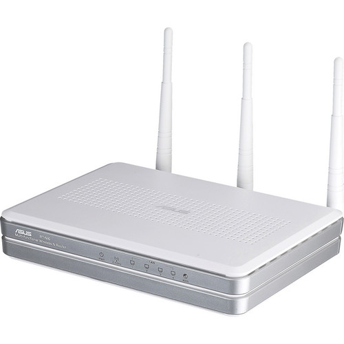 ASUS RT-N16 Multi-Functional Gigabit Wireless-N Router with Storage, Printer, & Media Server